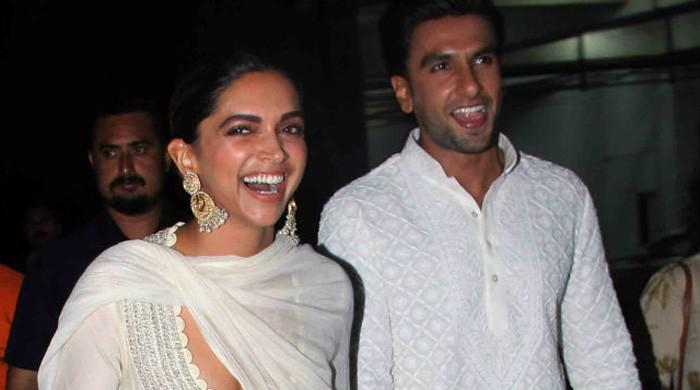 Blessed to have Deepika in my life: Ranveer Singh