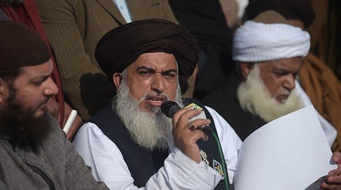 ATC orders arrest of Khadim Rizvi, others in Faizabad sit-in case