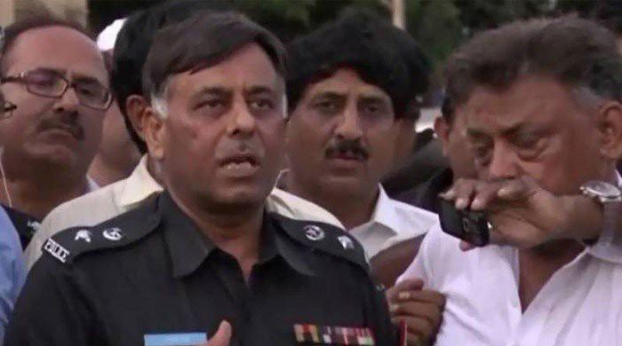 Who aided Rao Anwar in attempt to flee Pakistan?