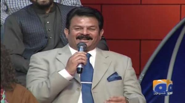 Rameez Raja Sahab Se Sawal Kya Aap Ko Dance Ki Khuwaish Howi Hai?Khabarnaak