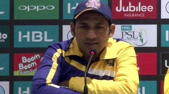 Drop them in the next PSL draft, says Sarfraz over foreign players' 'miscommitment'