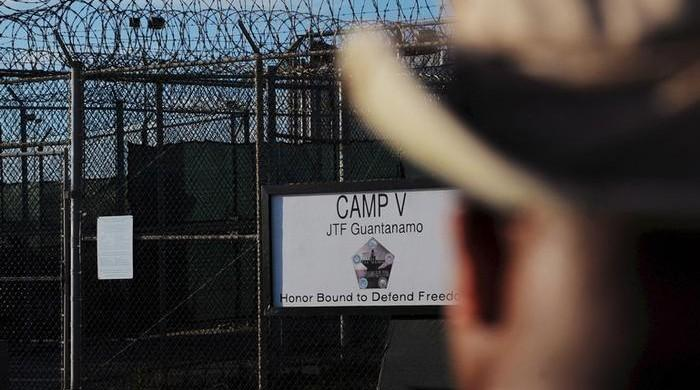 US advancing toward first Guantanamo repatriation under Trump