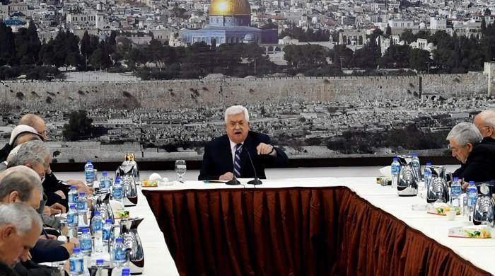 Palestinian President attacks Hamas, calls US ambassador 'son of a dog'