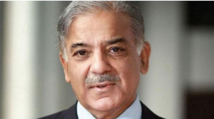 Shehbaz Sharif travels to London for medical check-up