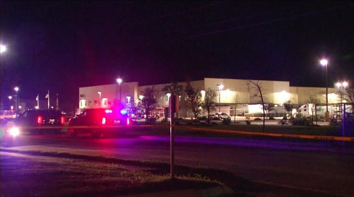 Package detonates at FedEx facility in Texas: reports
