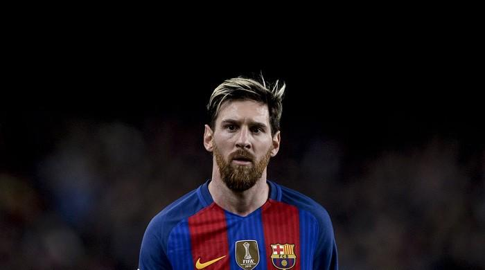 Messi reveals why he used to vomit on pitch