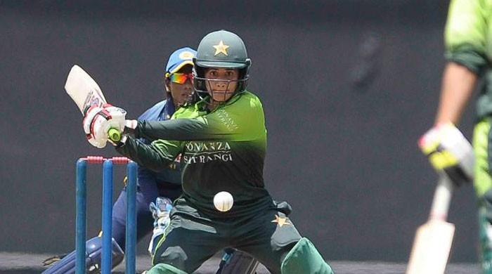 Javeria Khan century gives Pakistan opening win against Sri lanka