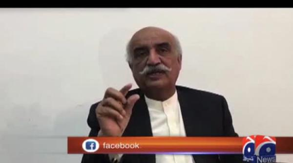 PTI, PML-N both engage in defamatory politics: Khursheed Shah