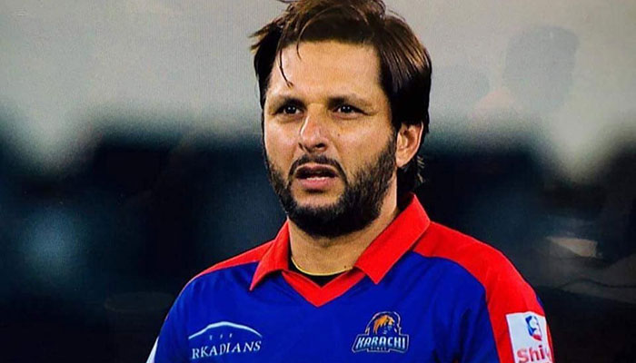 Lahore: Injury leaves Shahid Afridi out of second PSL eliminator