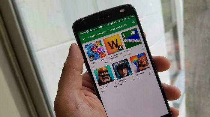 Google gives users demo of games before downloading them