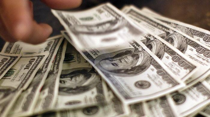 Dollar ends the day at Rs115.14 in interbank market