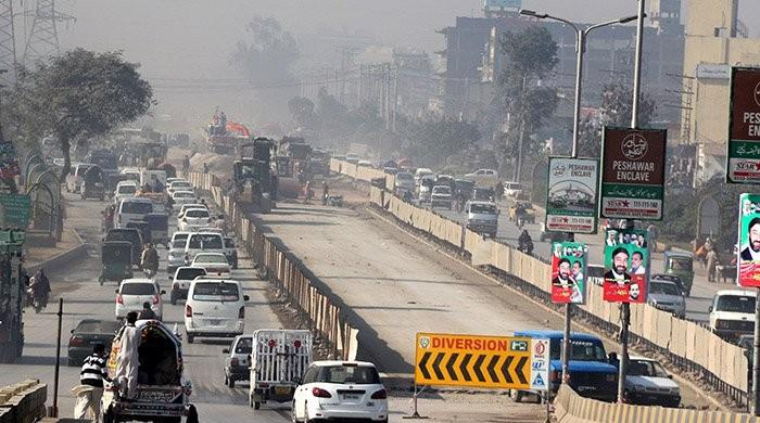 Peshawar's BRT: A comedy of errors?