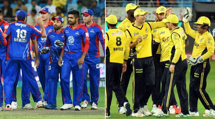 Peshawar Zalmi, Karachi Kings face off for a place in PSL final