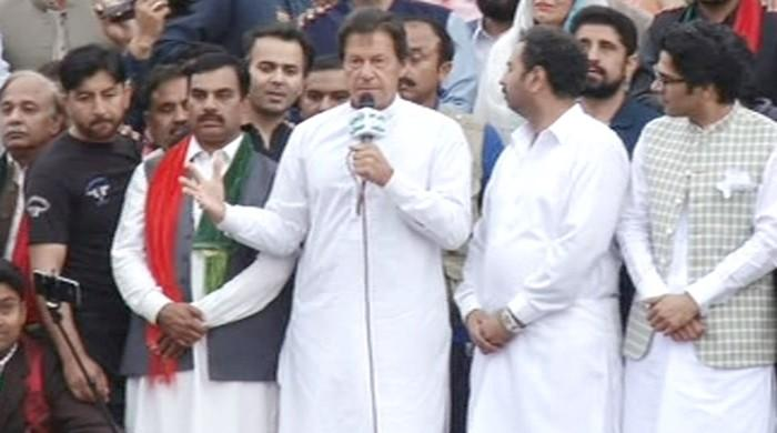 Shehbaz next in line after Nawaz's disqualification: Imran