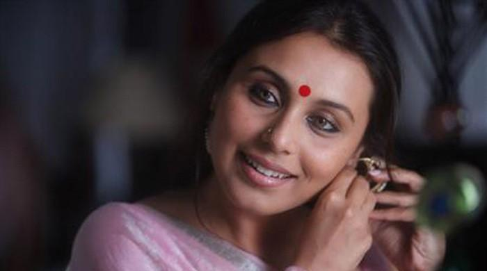 Rani Mukherjee pens heartfelt letter for fans on 40th birthday