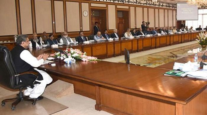 Cabinet committee formed for reviewing names of people on ECL: sources