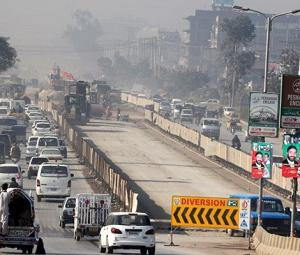 Peshawar's BRT: A comedy of errors?