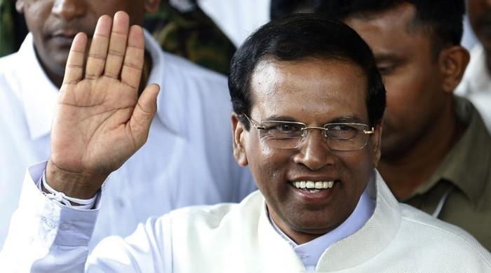 Sri Lankan President to visit Pakistan today