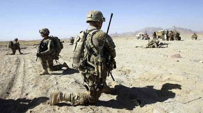 US troops in Afghanistan won't 'go across the border' chasing Taliban: top official