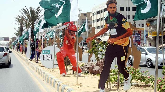 IN PICTURES: Karachi set to welcome PSL players