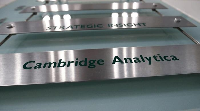 Brazil prosecutors open investigation into Cambridge Analytica