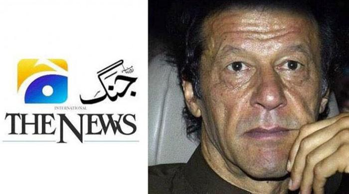 Imran again fails to appear in court over Jang/Geo defamation notice