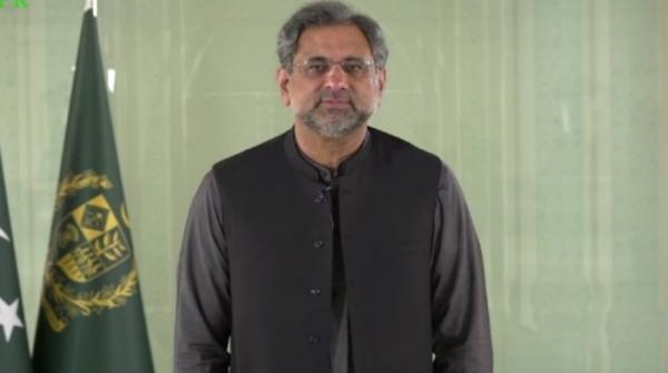 Pakistan Day: ISPR shares PM Shahid Khaqan Abbasi's message