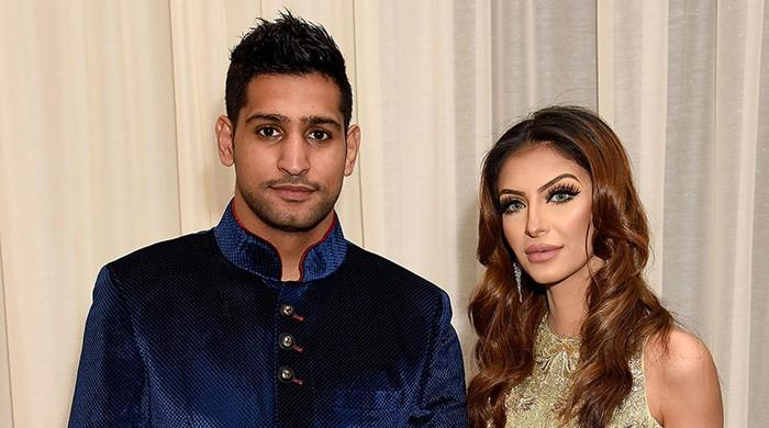 Amir Khan, Faryal Makhdoom in talks for their own reality show
