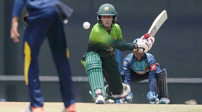 Bismah Maroof, Sana Mir lead Pakistan to series win over Sri Lanka