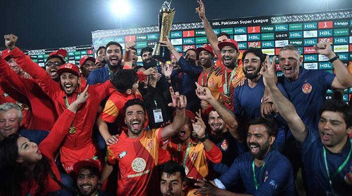 Islamabad beat Peshawar to lift PSL 3 trophy in Karachi