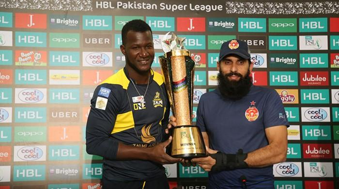 Battle of champions: Peshawar Zalmi clash with Islamabad United for PSL glory