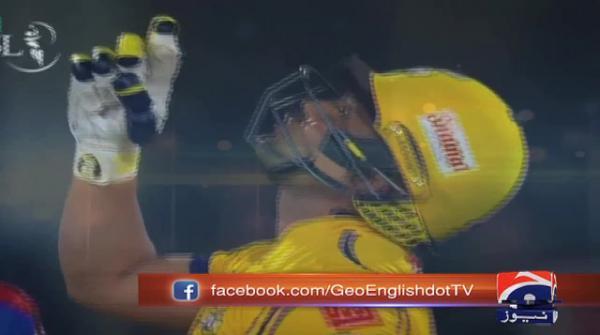Kamran Akmal's record blitz propels Peshawar to PSL final