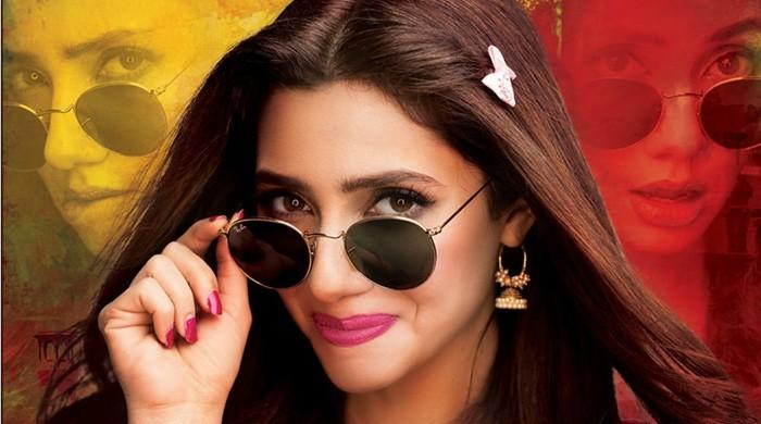 Mahira Khan's character poster from '7 Din Mohabbat In' released
