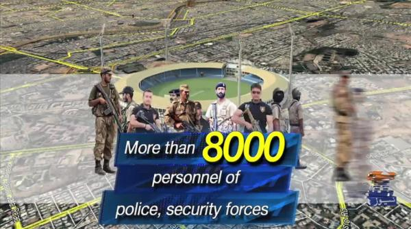 PSL final in Karachi: All you need to know about security, traffic