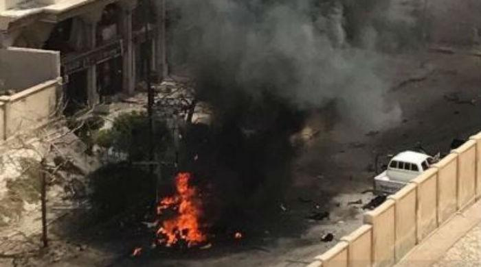 Bombing kills two in Egypt's Alexandria, targets security chief