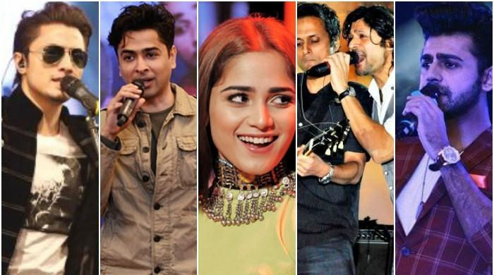 Ali Zafar, Shehzad Roy, Strings to headline PSL closing ceremony