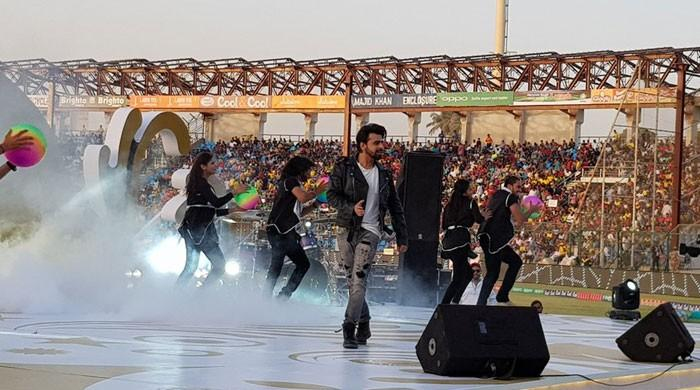 PSL ends with spectacular performances from Shehzad Roy, Strings
