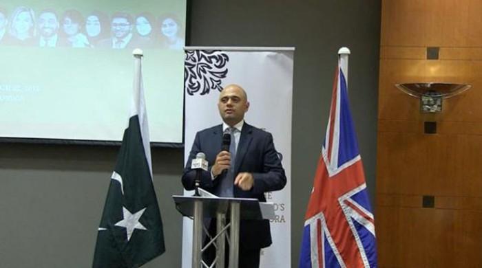 Creation of Pakistan a 'milestone': British MP Saqib Javid