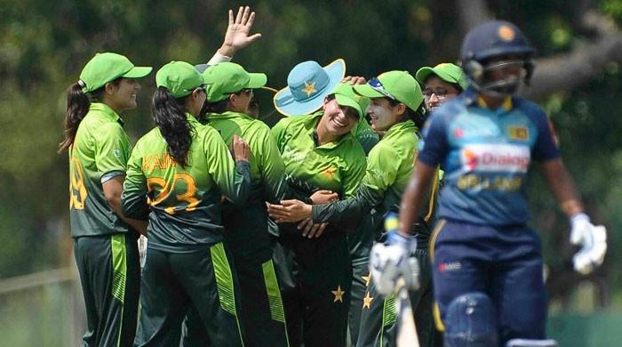 Sana Mir, Nahida Khan power Pakistan to series sweep