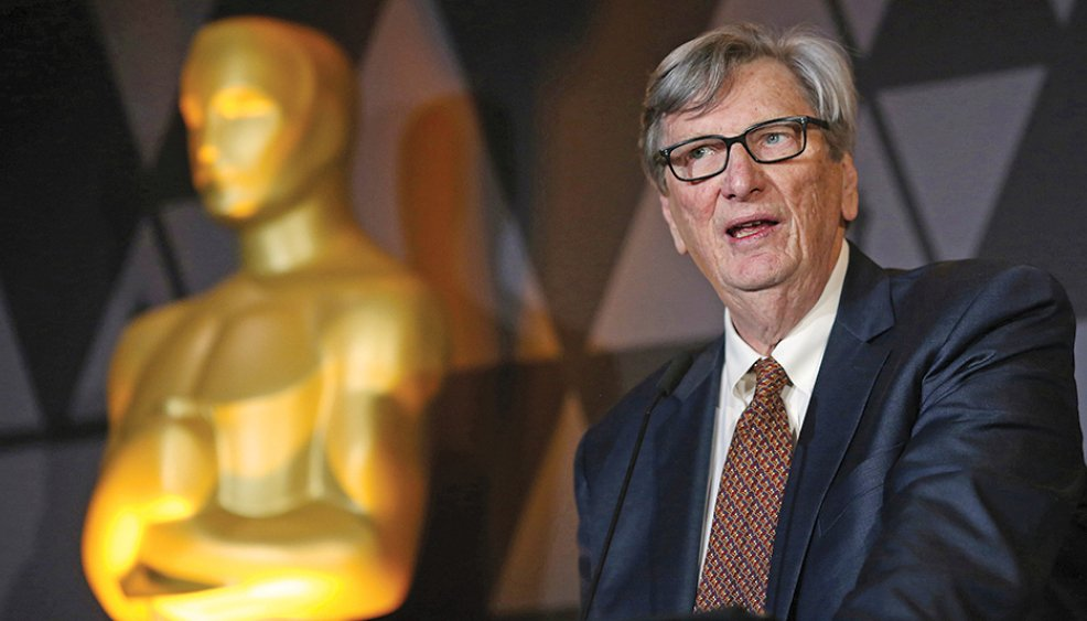 Academy dismisses sexual harassment accusation against president John Bailey