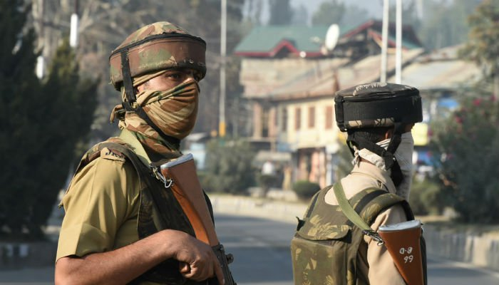 Gunfight in Sunderbani Rajouri ends, four militants killed