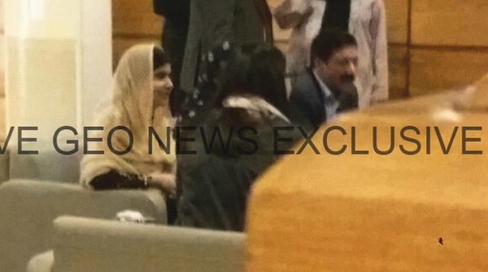 Nobel prize winner Malala Yousafzai returns to Pakistan