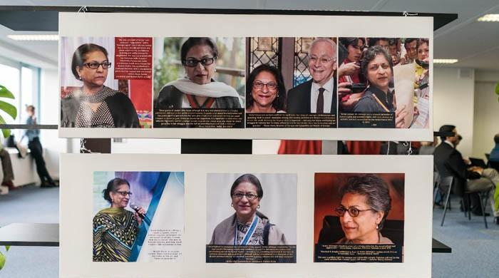 Brussels pays rich tribute to Asma Jahangir