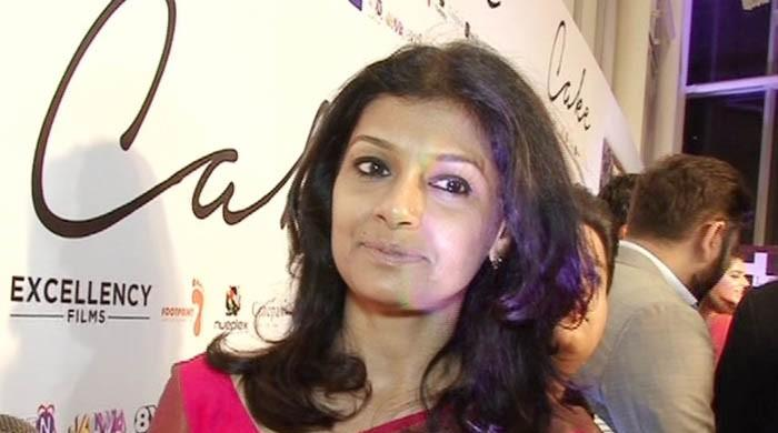 Nandita Das says she's in Pakistan to break barriers with India