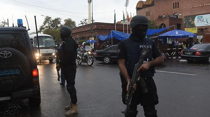Terrorism plot foiled during PSL matches in Lahore