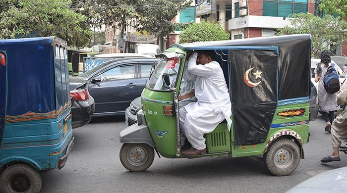 In Lahore, will rickshaws soon go extinct?