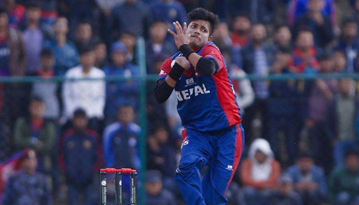 My IPL stint will aid Nepal's ambition: Sandeep Lamichhane