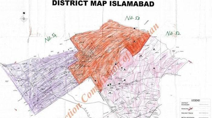NA committee working group rejects delimitation of new constituencies by ECP