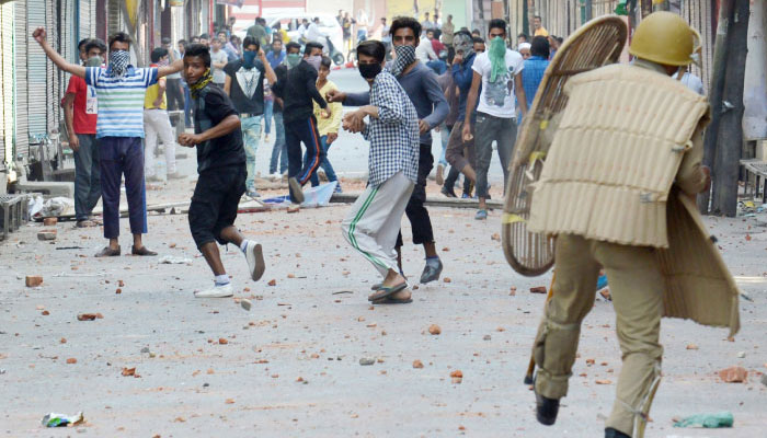 15 killed as anti-India protests erupt in Kashmir