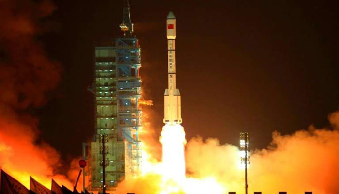 Where Chinese space station Tiangong falls to Earth still a mystery